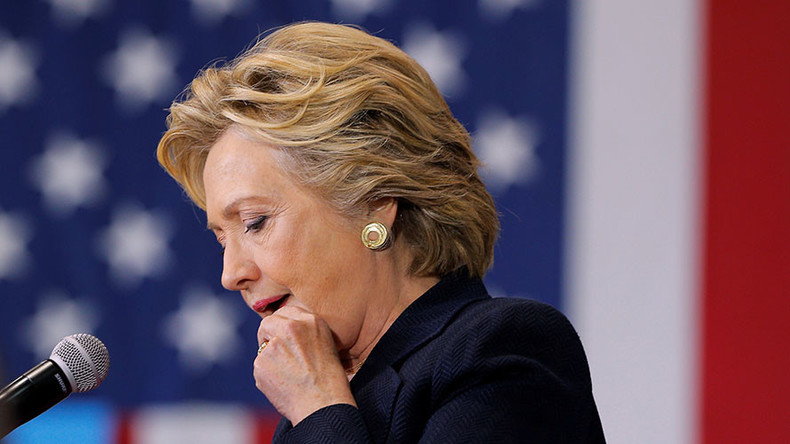 Clinton failed to complete security training on handling top-secret information – report