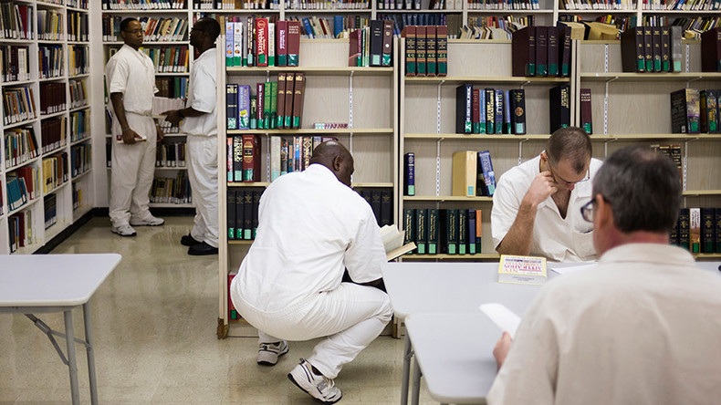 Prison paradox: Texas jail authorities ban 15,000 books… but allow Hitler's 'Mein Kampf'