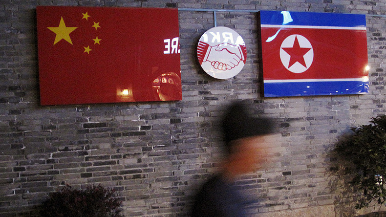 Beijing furious as US targets more Chinese firms over N.Korea sanctions busting