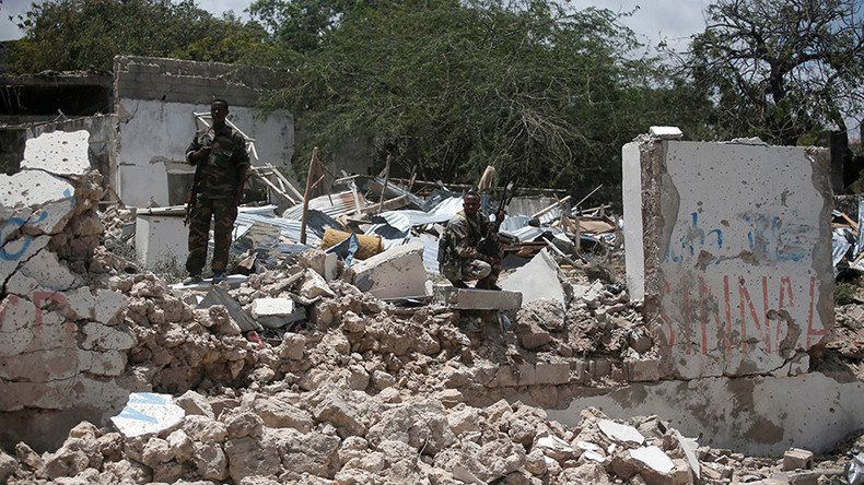 US duped into airstrike that killed 22 Somali soldiers, local officials claim