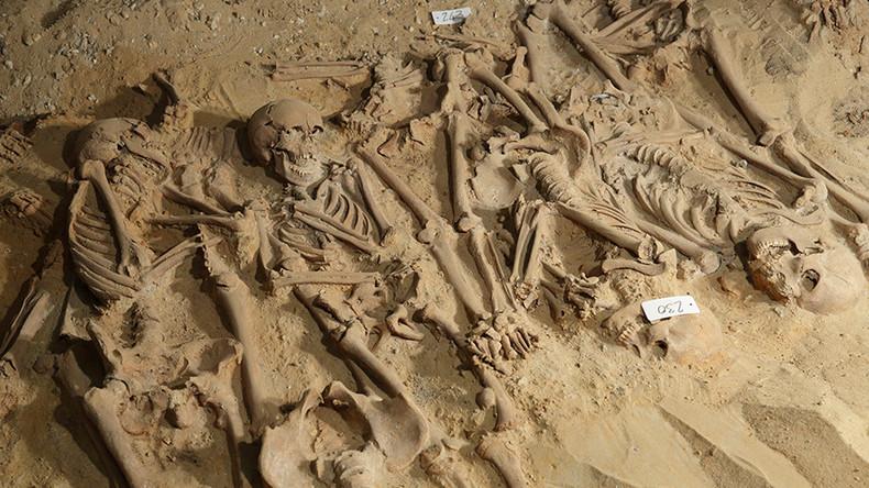 Humans 'inherit' murderous trait through evolution - study