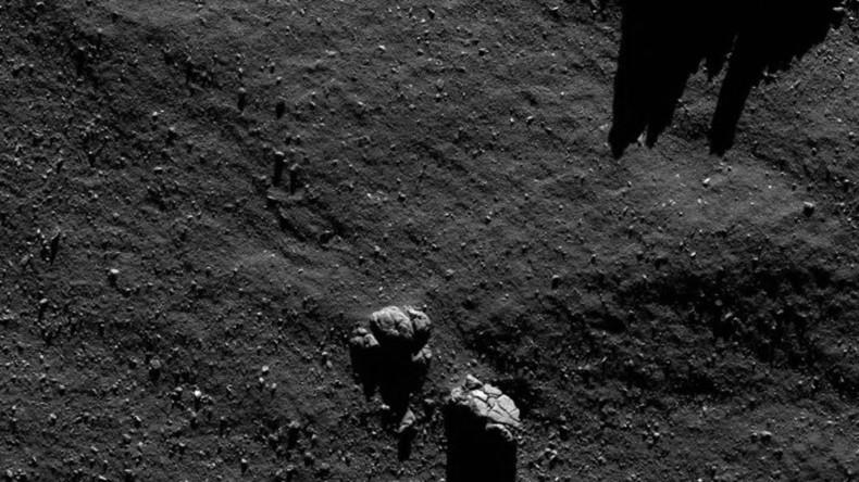 Rosetta spacecraft prepares for final touchdown ending 12 year historic mission  (PHOTOS, VIDEOS)