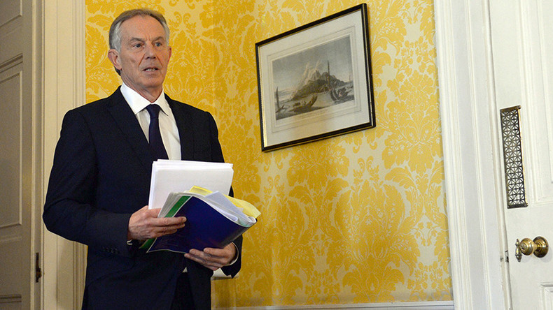 Tony Blair 'nearly quit as PM to pursue EU presidency' – former communications chief