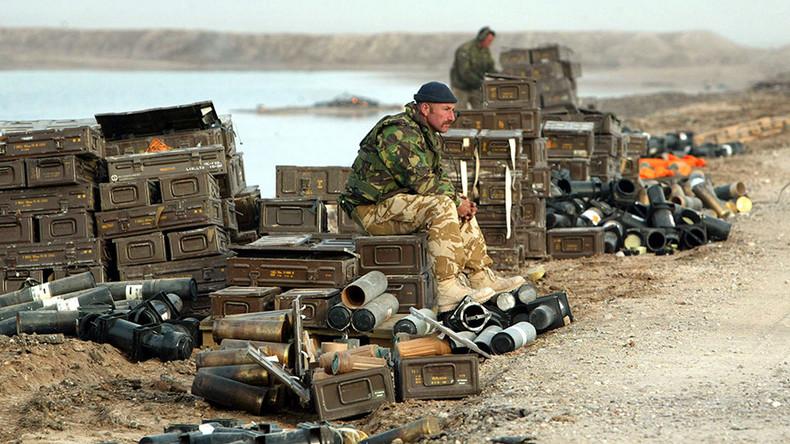 Exposed: 'Revolving door' between British govt and arms dealers