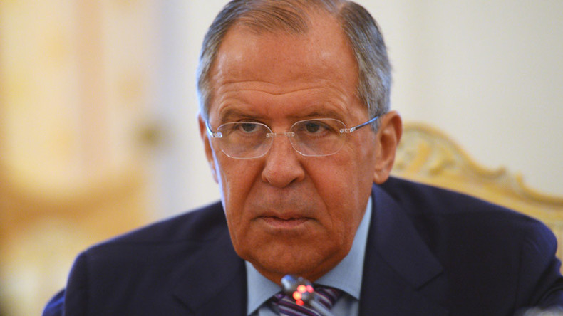 US 'spare Nusra for plan B' to change regime in Syria – Lavrov