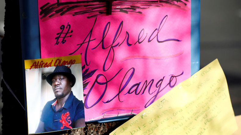 El Cajon Police Department releases Alfred Olango shooting footage