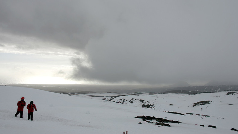'Elevated unrest' at Katla volcano triggers aviation alert increase in Iceland