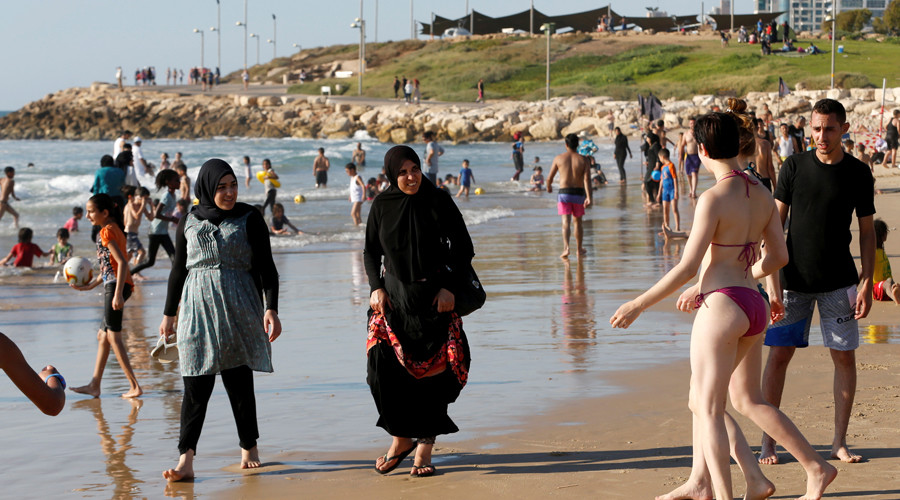 Muslim family 'treated like aliens, branded terrorists' on trip to English seaside town