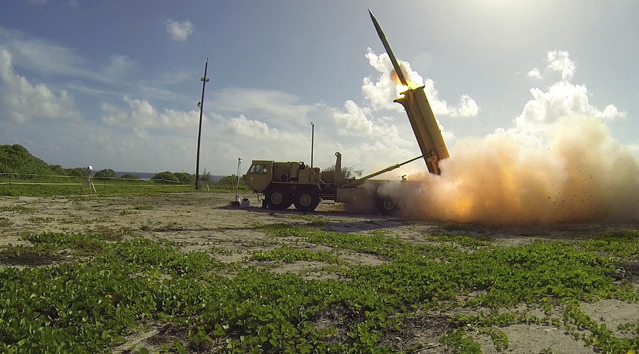 S. Korea not planning to turn THAAD anti-missiles against 'third countries' – president