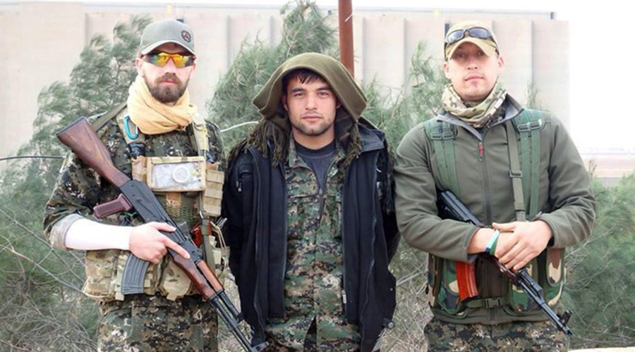 Brits who join Kurdish militias are 'spies, crusaders & terrorists,' says Turkey