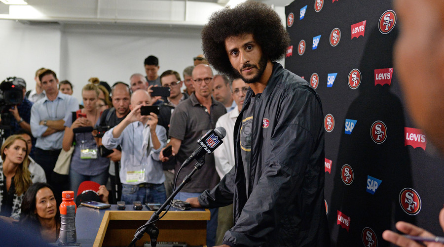 Police threaten to boycott 49ers NFL games over Kaepernick protests