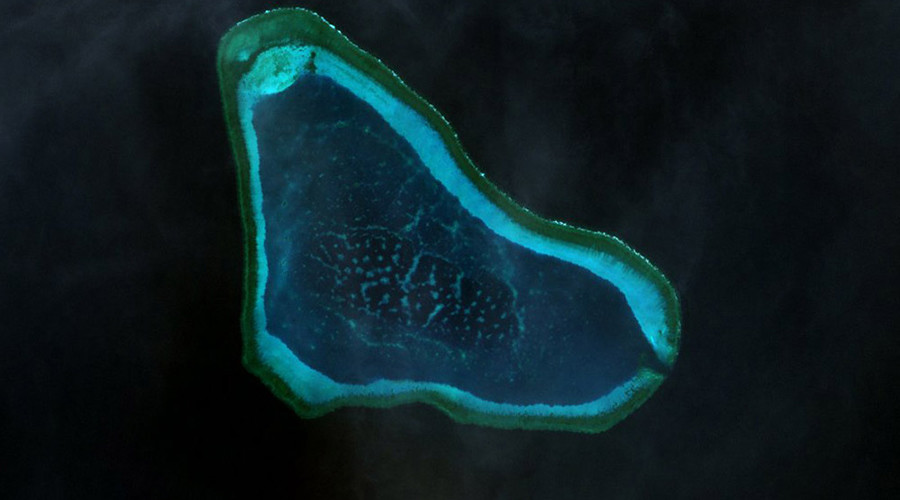 'Grave concern': Philippines suspects China of attempted reclamation of Scarborough Shoal