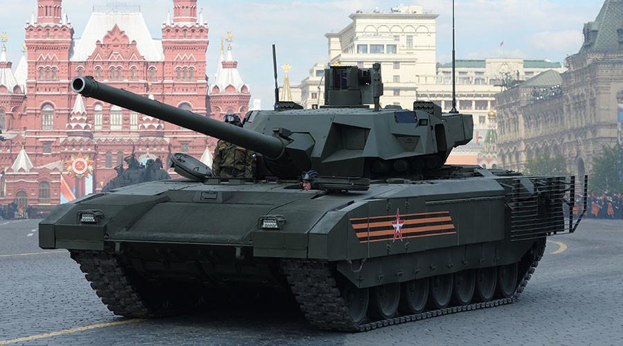 Pilot batch: Russian military get first T-14 Armata tanks