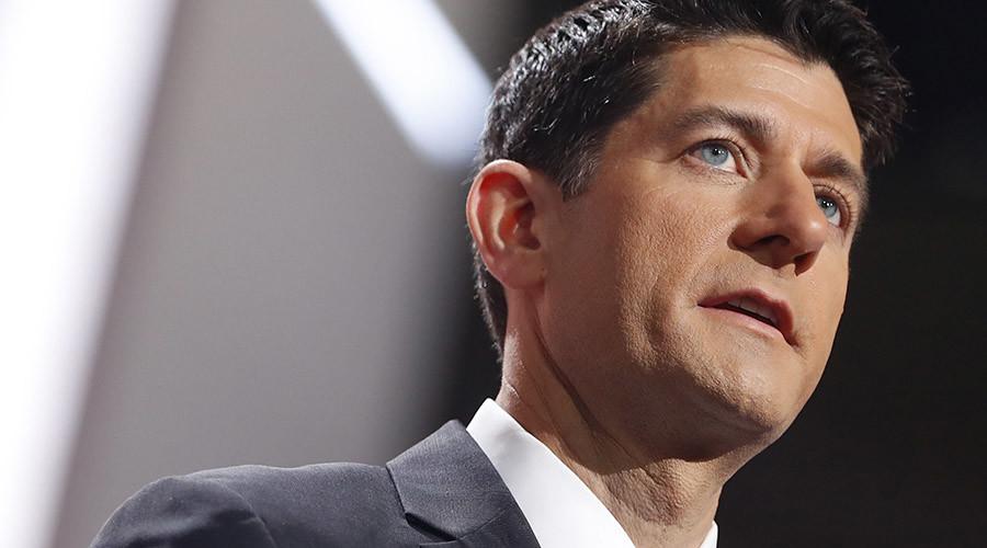 Paul Ryan: FBI acting like 'arm of Clinton campaign'