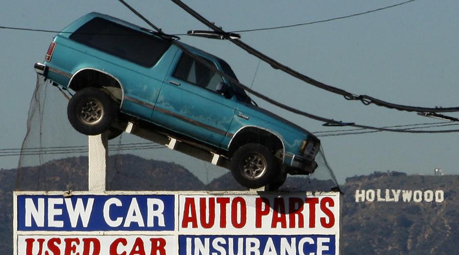 US car loan debt hits $1.027 trillion as subprime loans increase