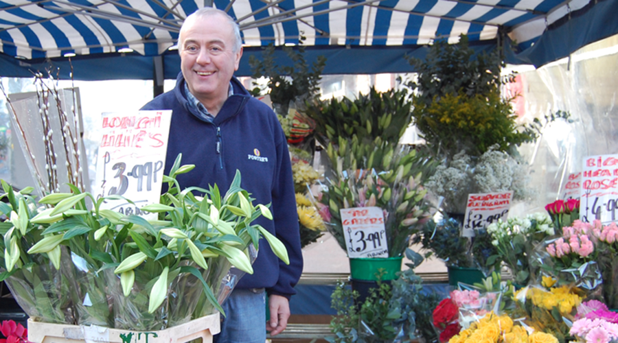 Florist shocked to find his picture in ISIS propaganda magazine