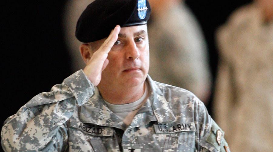 US appoints Iraq War general & ex-CENTCOM chief as Ukraine senior defense adviser