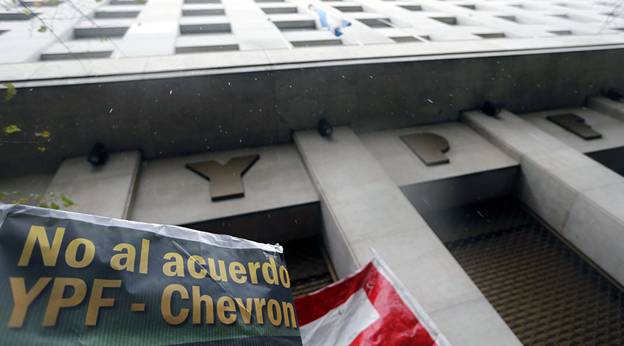 New dirty war: Native Argentines fight fracking by global corporations