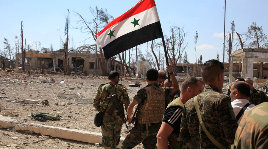 'Syria truce might be used to resupply US-backed rebels'
