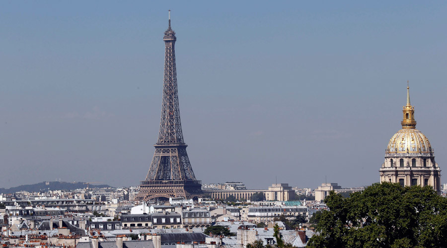 French female jihadist suspects were planning Eiffel Tower attack – report