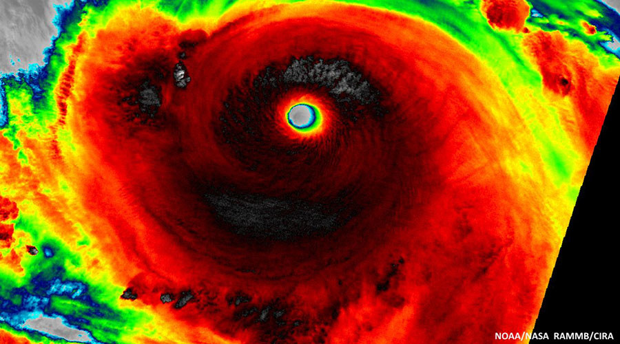 Super Typhoon Meranti: World's strongest cyclone batters Taiwan en route to China (PHOTOS, VIDEOS)