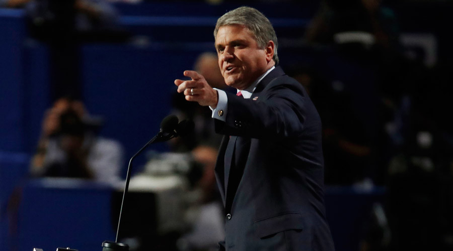 'Russia hacked RNC': Republican lawmaker 'misspoke' on CNN