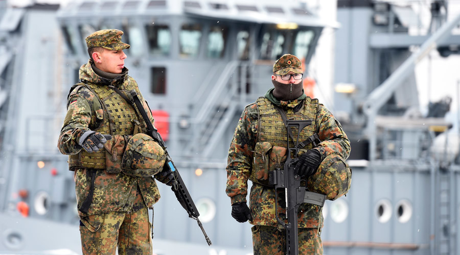 Germany deploys 650 troops on NATO mission in Mediterranean