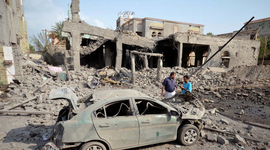 Western capitals (in the name of capitalism) accessories to murder in Yemen