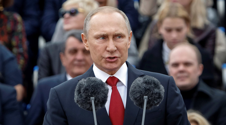 Putin calls on Russians to vote in parliamentary elections