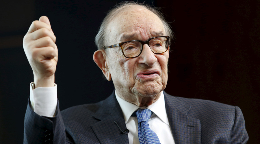 US economy may be ruined by 'crazies', warns Alan Greenspan