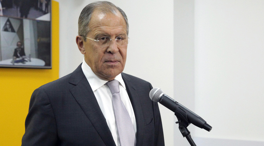 Lavrov: Russia hopes no one in US trying to shield terrorists in Syria