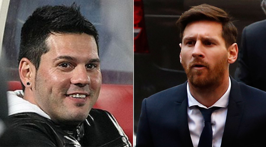 Messi brother gets community service for illegal gun possession