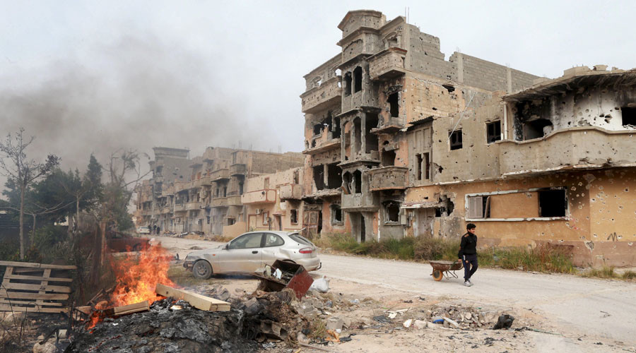Libyan rebels 'miss Gaddafi' after years of chaos created by Western intervention