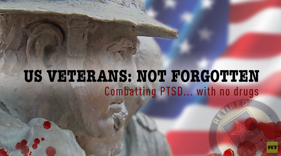 US veterans: Not forgotten