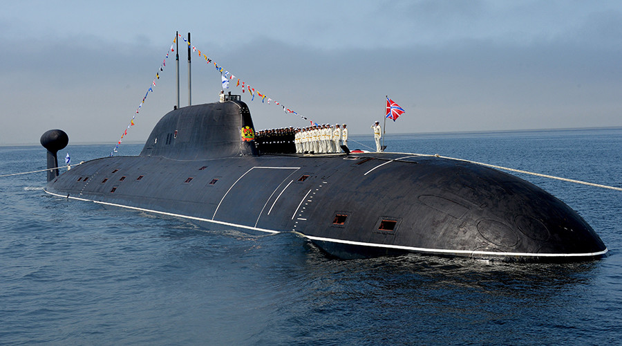 Stealthy underwater comms drone for nuclear subs tested in Russia