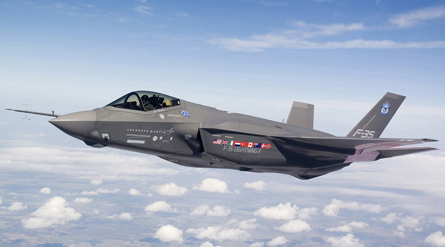 Russia could ground UK's F-35s by killing all 40 pilots – General's memo