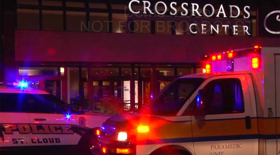 Suspect killed after injuring at least 6 in mass stabbing at Minnesota mall