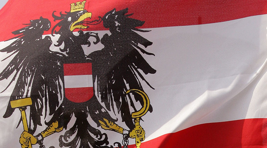 'Banana republic': Architect tweaks Austrian flag amid election jumble