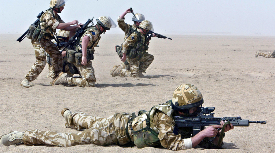 'I want to face war crimes trial,' says British Army major over Iraq allegations
