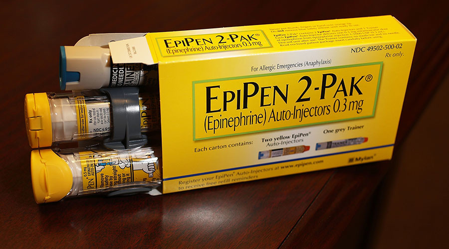 EpiPen manufacturer under scrutiny for defrauding Medicaid, suspicious influences