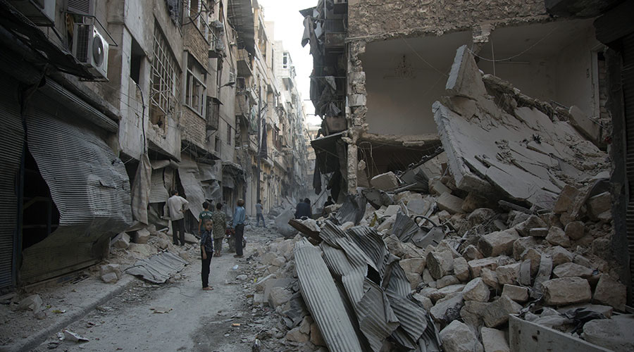Ceasefire still on table after reassuring Syria Support Group meeting at UN