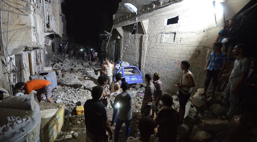 20 civilians killed in Saudi airstrikes in Yemen – govt official