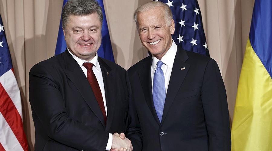 Biden warns Ukraine needs reforms or EU may drop Russia sanctions