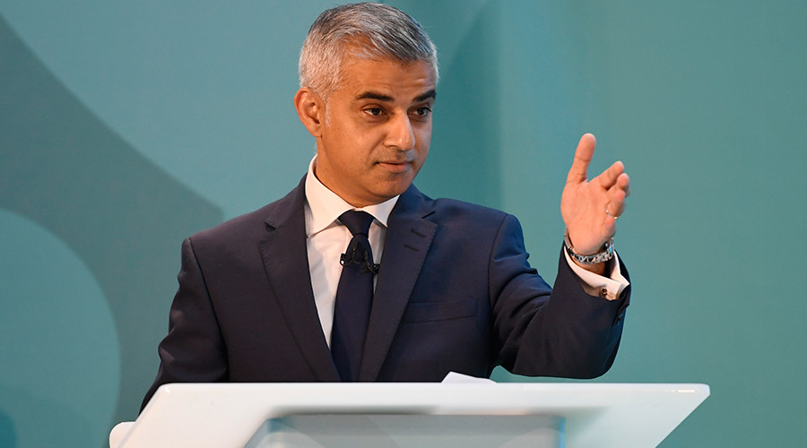 London mayor Sadiq Khan says terrorist attacks 'part & parcel' of big city life