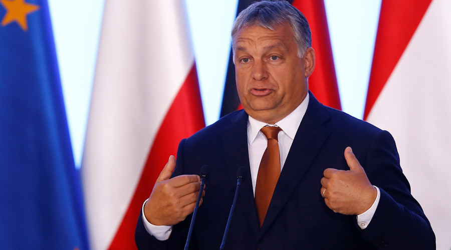 Hungary's Orban: Send illegal immigrants to non-EU camps 'on island or in North Africa'