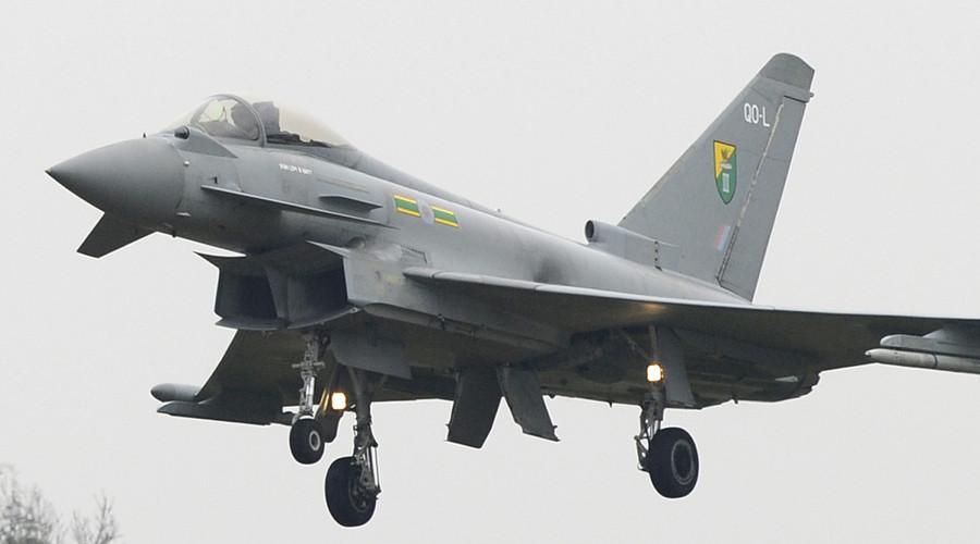 UK fighters scrambled to intercept Russian bombers