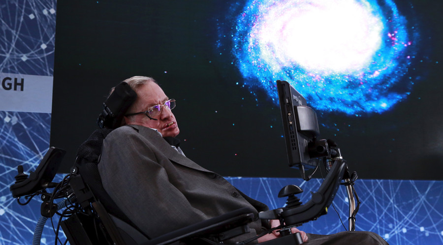 Responding to aliens is a really, really bad idea - Stephen Hawking