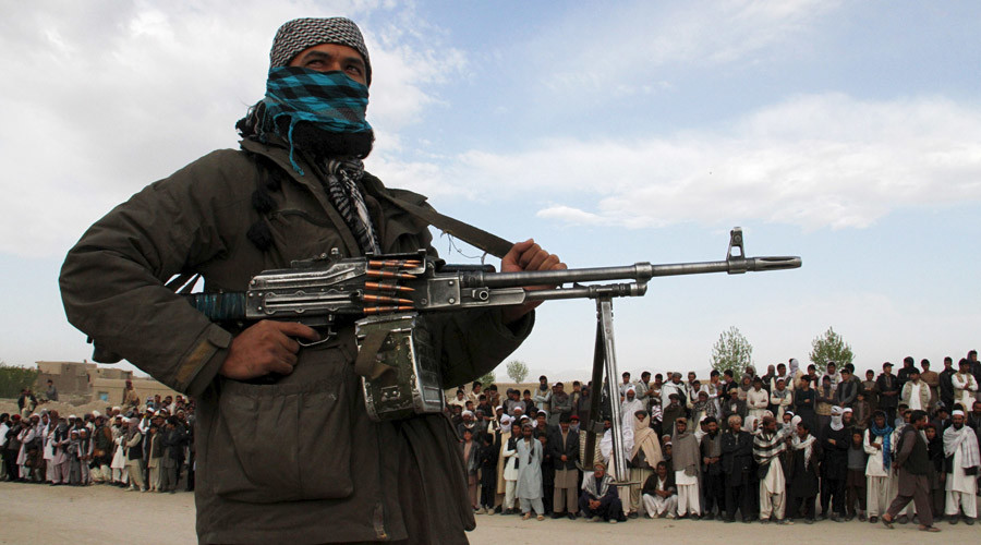 Taliban rules 10% of Afghan population, contests 20% more – US general