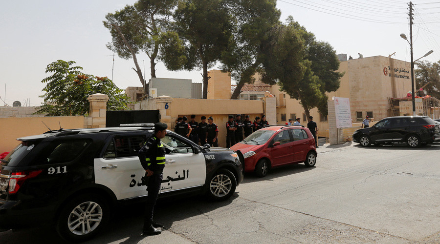 Jordanian writer killed outside court before trial over 'Islam-insulting' cartoon