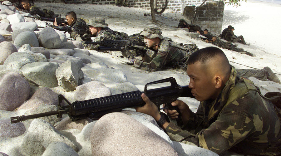 US to hold joint drills with Philippines despite Duterte's scandalous outbursts